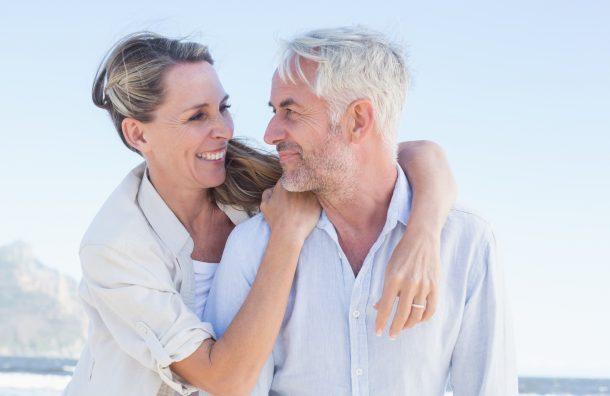 Die Ehe kann vor Trübsal schützen