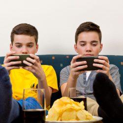 Spielsucht: Die sensiblen Jahre